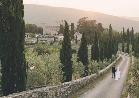 Tuscan Charm in a Fairytale Castle