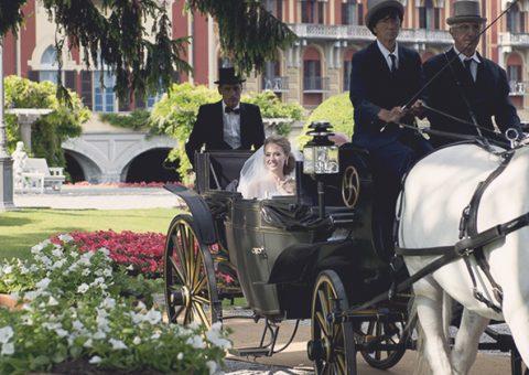 Sumptuous Wedding – Glamour in Como Lake