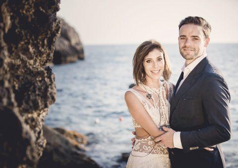 Bohemian Chic on the Rocks in Capri