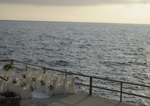 An unconventional wedding on the Isle of Capri