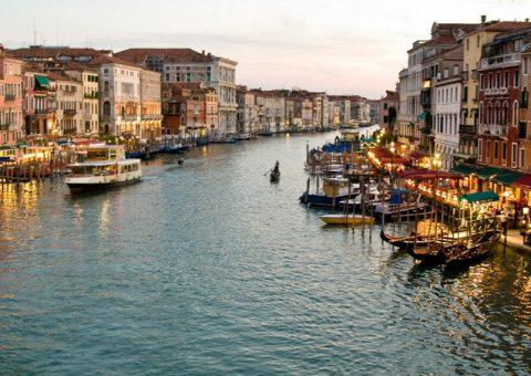 Venice: the city of Love