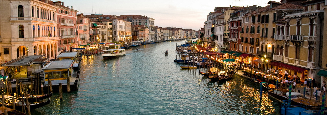 Venice: the city of Love